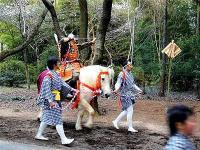 茨城県土浦市「日枝神社の流鏑馬」