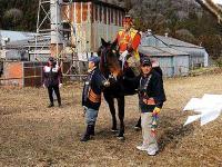 埼玉県ときがわ町・小川町「萩日吉神社の流鏑馬」