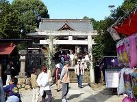 出雲伊波比神社 二の鳥居