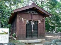 氷川女体神社竜神社