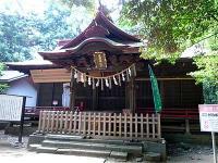 氷川女体神社社殿