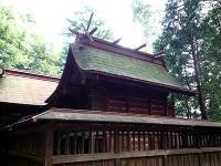 氷川女体神社本殿