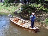 見沼通船堀和船