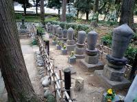 庠主(学長)の墓所