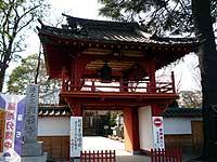 相頓寺山門