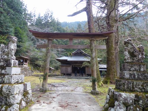 大川内神社