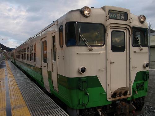 キハ48緑正面