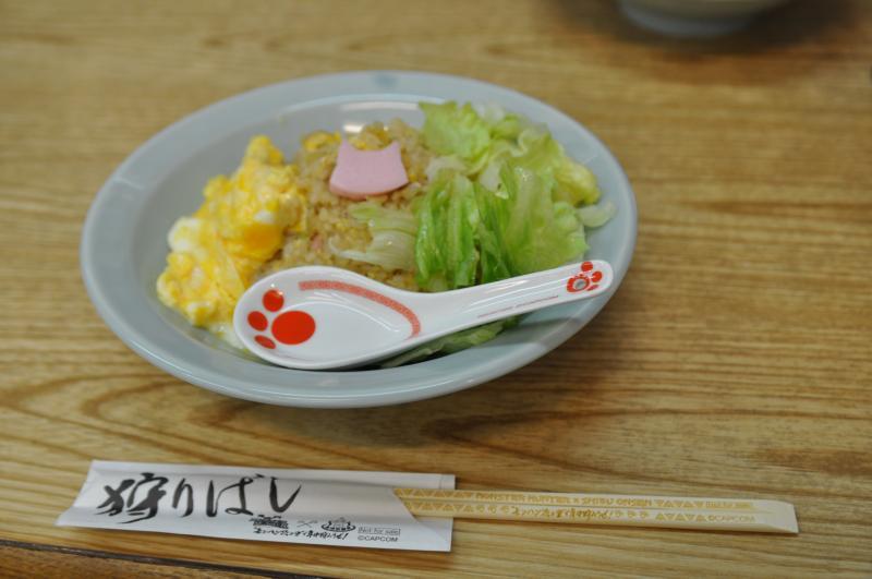 モンハン×渋温泉043