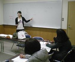 金沢で4年目の白さんは日本語もとても上手!