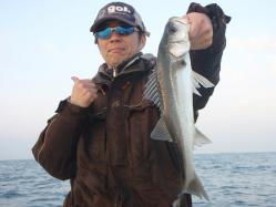 2011,11 紅葉とシーバス釣行 036