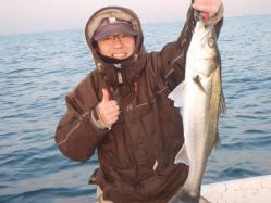 コピー ~ 2011,12. シーバスとお正月かね吉いっとう庵 002