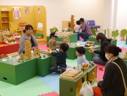おもちゃの広場inアプリーズ②