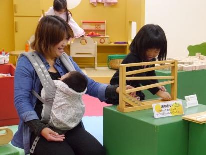 おもちゃの広場inアプリーズ③