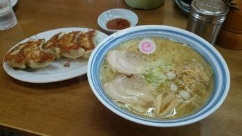 小三郎の生姜ラーメン