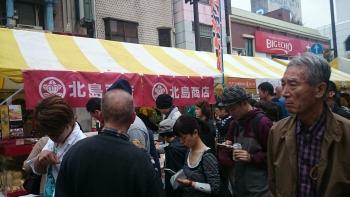 餃子祭り近くでお祭り6