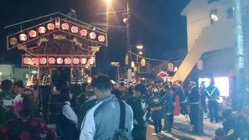 鹿沼秋祭り1