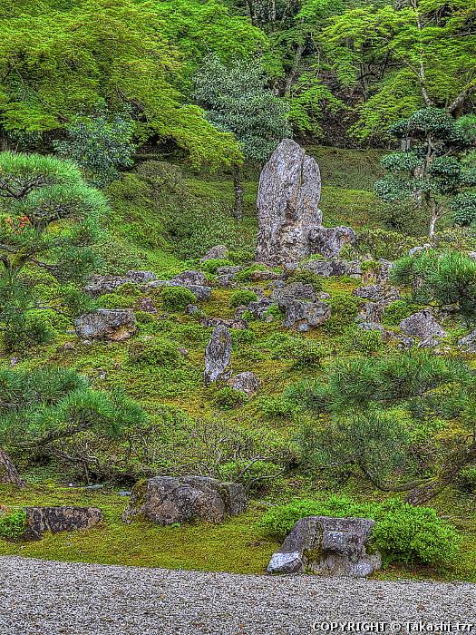 萬徳寺庭園