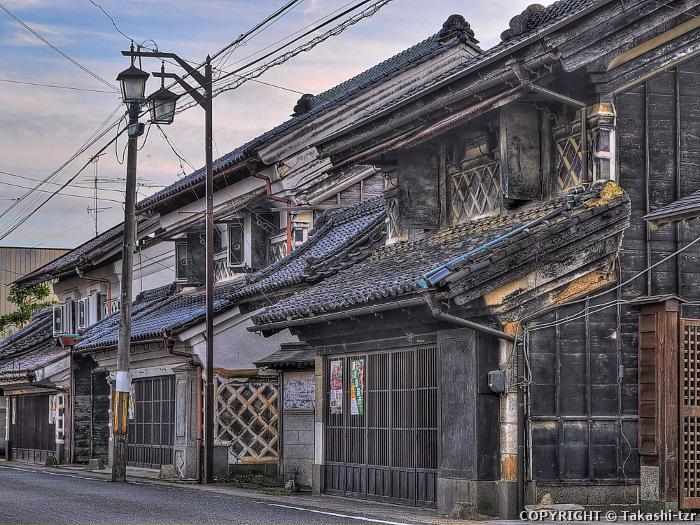 旅するTZRの文化財撮影記 村田町の町並み(宮城)
