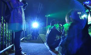 室蘭測量山2010・10