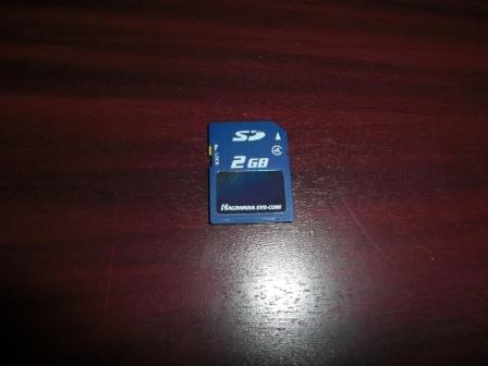 SDカード9/25