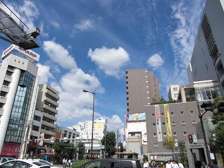 日本橋巡回10/2天王寺~恵美須町11