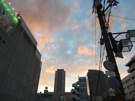 日本橋巡回10/2電波塔2