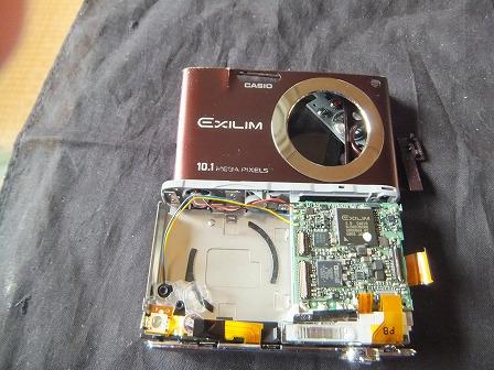 CASIO EXILIM EX-Z100 その4