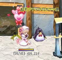 ペンギンと私