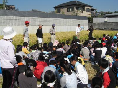 学童農園①