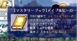 MH20成功♪