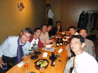 あきんど塾20期2010年忘年会