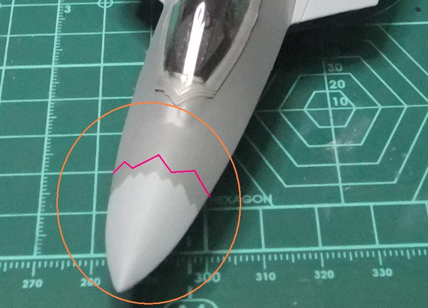f-22レドーム