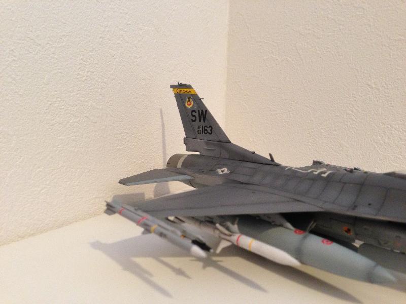 F-16完成4