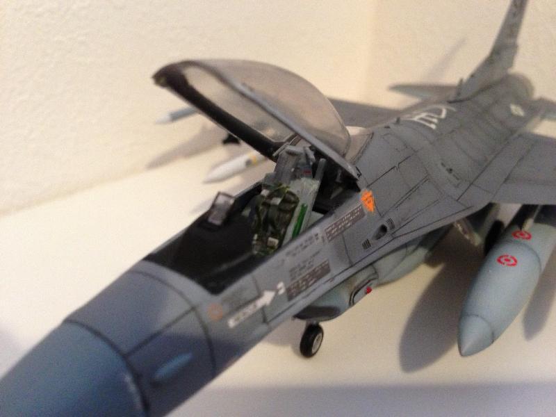 F-16完成2