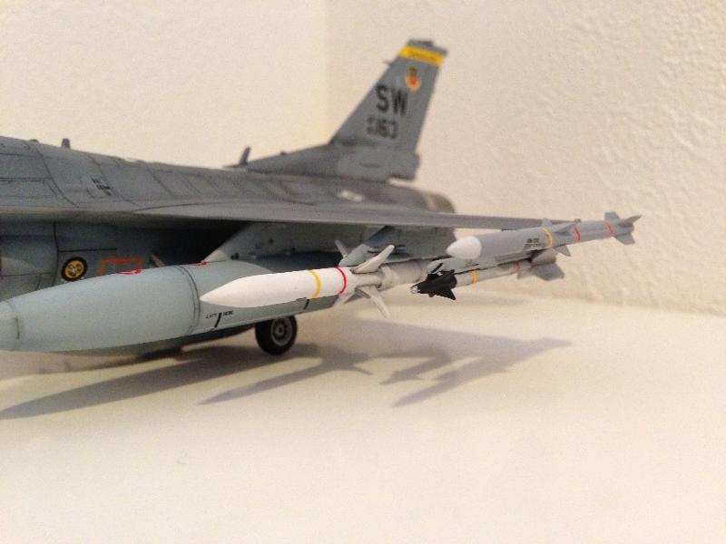 F-16完成3