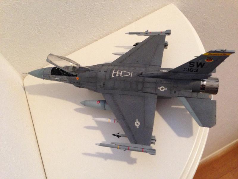 F-16完成9