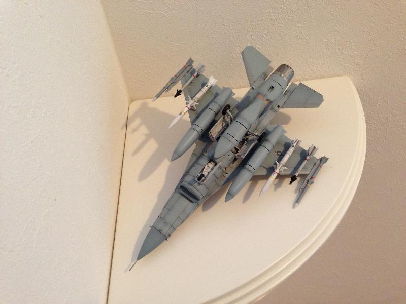 F-16完成5