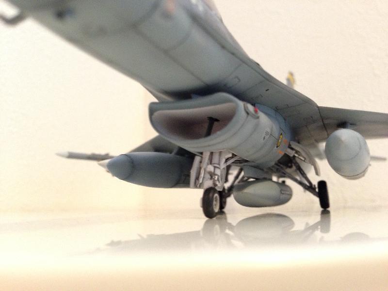 F-16完成6
