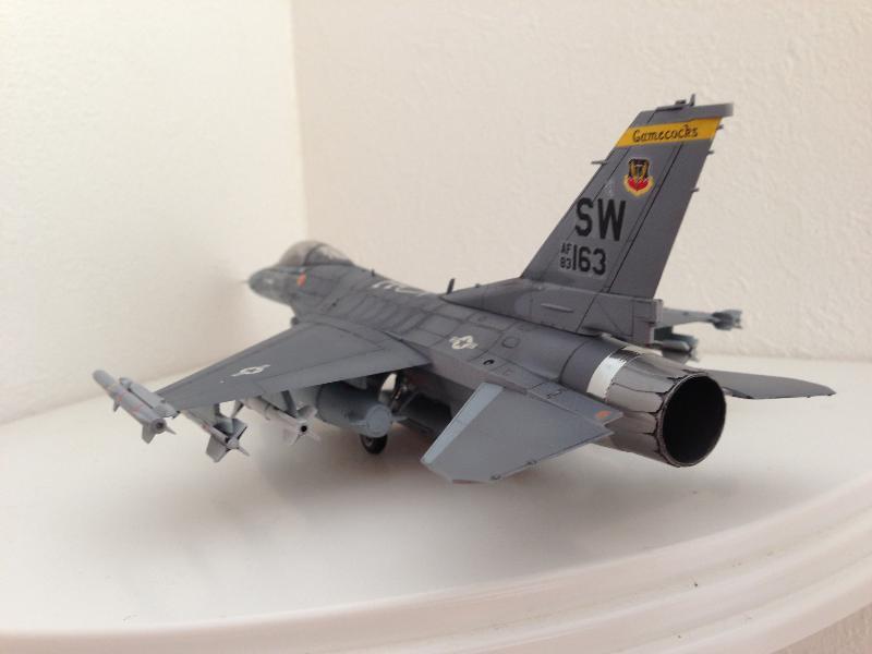 F-16完成7