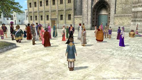 決戦の広場