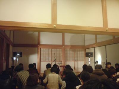 けいちゃん、関西で歌う