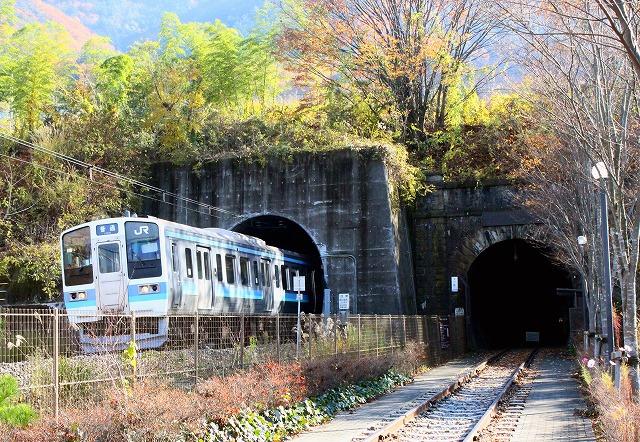 5大日影トンネル②