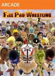 Xbox LIVE アーケードタイトル『Fire Pro Wrestling』