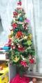 クリスマスツリーはきれいですよね。