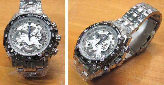 CASIO腕時計