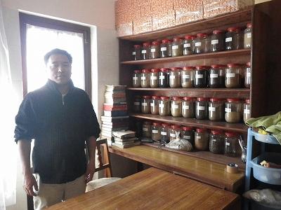 チベット予防医学室1