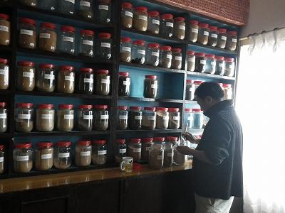 チベット予防医学室5