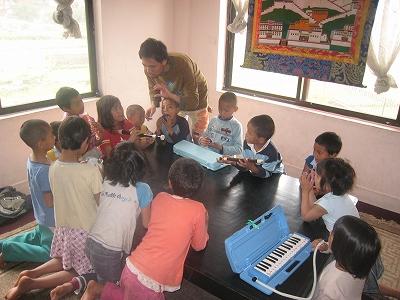 楽器の練習1