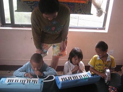 楽器の練習3