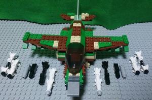 震撃-25の兵装